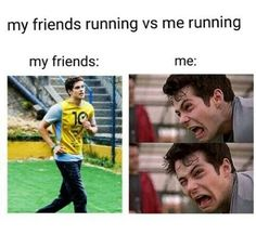Find images and videos about funny, teen wolf and dylan o'brien on We Heart It - the app to get lost in what you love. Crazy Funny Memes, Really Funny Memes, Stupid Memes, Funny Relatable Memes, Haha Funny, Funny Jokes, Hilarious, Teen Wolf Memes, Teen Wolf Quotes