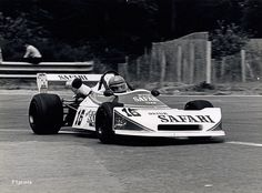 Ingo Hoffmann - Ralt RT1 BMW/Mader - Project Four Racing - XXIX Gran Premio di Roma - 1977 European Championship for F2 Drivers, Round 5