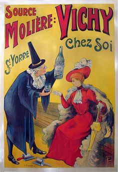 new to site beaussart – source Moliere – Vichy Chez Soi