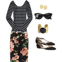 """""""I'd wear the hell out of this"""" by robinplemmons on Polyvore"""