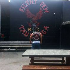 Biker Clubs, Motorcycle Clubs, Head Hunter, Cut And Color, Hunters, Old And New, New Zealand, Diy And Crafts, Patches