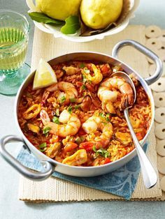 Wie in Portugal! Arroz de marisco (Meeresfrüchtereis) in Hotel/Restaurant  Rai das Praias umbedingt essen!!!