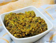Dondakaya Pachadi or Ivygourd Chutney -- Enjoyy with plain hot rice and ghee  #Ivygourd #dondakaya #pachadi #chutney #southindianrecipes