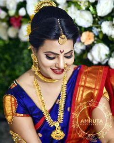 Image may contain: 1 person Indian Bridal Photos, Indian Bridal Sarees, Bridal Silk Saree, Indian Bridal Outfits, Indian Bridal Fashion, Indian Bridal Wear, Indian Beauty Saree, Indian Wear, Bridal Poses