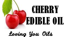 Inspired by Nature, Cherry Edible Love Oil by LovingYouOilsAndMore on Etsy