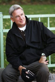 NCIS - Gibbs/Mark Harmon..what a grump he plays on NCIS!