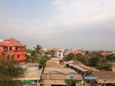 Siam Reap in Cambodia