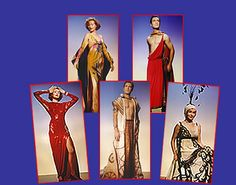 hollywood tinseltown  | Hollywood Revisited - A Tribute in Costume and Song