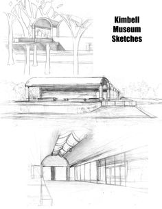 18 Awesome kimbell art museum sketches images