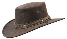 The Squashy ® Crackle is one of the most popular Barmah ™ leather hats. About the Squashy ® Crackle Kangaroo It appears weathered and rustic due to natural kangaroo claw scratches. It is a very light, soft leather and is very strong for its weight. Barmah Hats, Cloche Hats, Vintage Fashion 1950s, Vintage Hats, Victorian Fashion, Outdoor Hats, Western Hats, Western Wear, Leather Hats