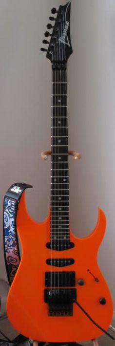 Jack Secret's guitar porn - week 2 - RG560 - Jemsite