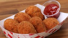 CHICKEN NUGGETS   Golden colored fried small chicken nuggets are very popular snacks items. These can be preserved in refrigerator for few...