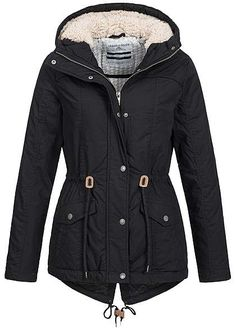 Damen winter jacke online kaufen