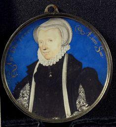 1576 Lady Margaret Douglas, Countess of Lennox Nicholas Hilliard