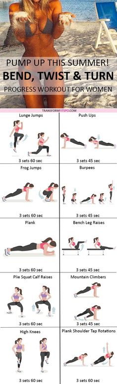 Repin and share if this workout did wonders for your abs. Click the pin for the workout descriptions!