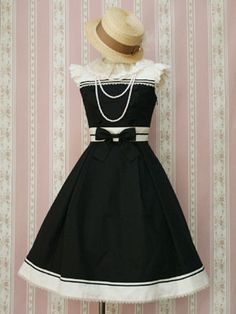 From a japanese website that sells Japan's lolita fashion. #1