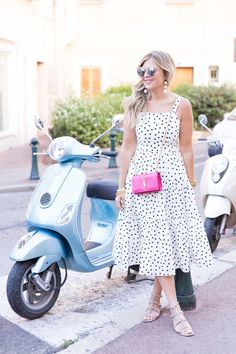 A Day in St. Tropez Classy Outfits, Chic Outfits, Summer Outfits, Fashion Outfits, Womens Fashion, Estilo Geek, Modesty Fashion, Online Dress Shopping, Beautiful Dresses