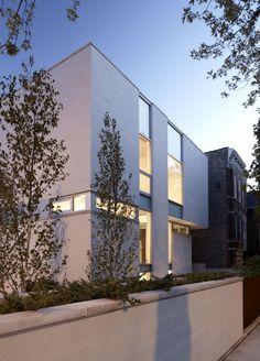 Bucktown Three / Studio Dwell Architects  good window opening <-> interior