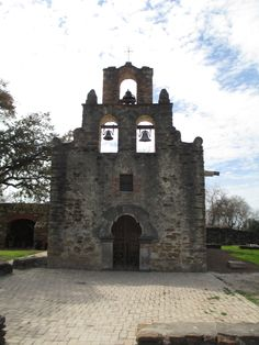There is plenty to see and do by B-cycle! This is Mission Espada
