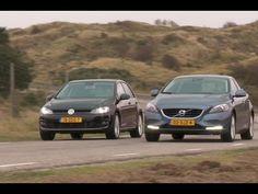 Golf VII vs Volvo V40 - http://sport.linke.rs/golf/golf-vii-vs-volvo-v40/