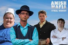 'Amish Mafia' finds 'Merlin's Judas' on Discovery Channel