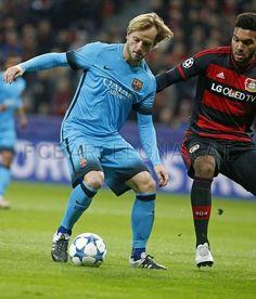 Bayer Leverkusen - FC Barcelona (1-1)   FC Barcelona