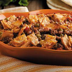 Down-Home Taco Casserole | MyRecipes.com