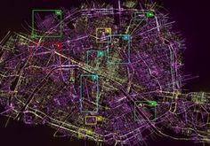 histoire de l'orientation géographique des rues de Paris
