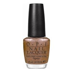 """Warm & Fozzie"" - part of the OPI holiday MUPPET collection. awesome craziness."
