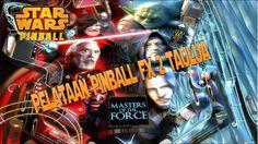 Kenraalin pelikanava: Pinball FX 2 Star Wars Heroes Within Masters of the force