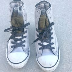 2ed73d5a3544 9 Best silver converse images
