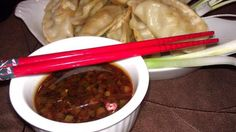 Make and share this Pot Sticker Dipping Sauce recipe from Genius Kitchen. Copycat Recipes, Sauce Recipes, Sauces, Good Food, Yummy Food, Yummy Yummy, Cheap Dinners, Exotic Food, Date Dinner