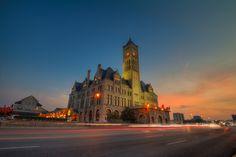 Union Station Nashville Tennessee