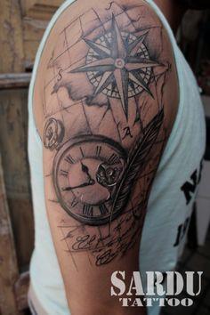 Pergamino tattoo.