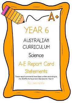 Australian Curriculum Report Comments Year 6 - The Arts Drama Year 6 Maths, Report Card Comments, Health And Physical Education, Teaching Schools, Teaching Ideas, National Curriculum, Report Writing, Classroom Organisation, Australian Curriculum