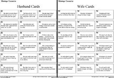 Worksheet Marriage Counseling Worksheets couples therapy on pinterest relationships relationship marriagecounselingworksheets students will be laughing so much that theyll