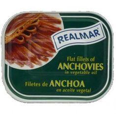 Filé de Anchova Realmar (368gr)