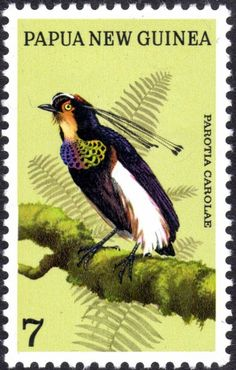 Papua New Guinea Stamp