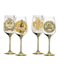 Farmhouse Wineglass by Cypress Home