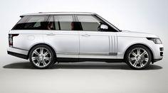2014 Range Rover Long Wheelbase luxury car