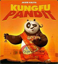 Kungfu Panda In Gujarat...😂😉