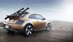 Gallery|アクティブなザ・ビートル コンセプト|Volkswagen | Web Magazine OPENERS - CAR News