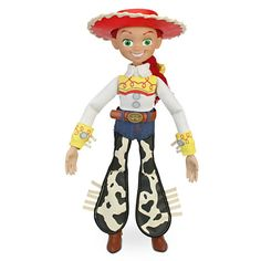 Jessie Talking Action Figure - 15'' | Action Figures | Disney Store