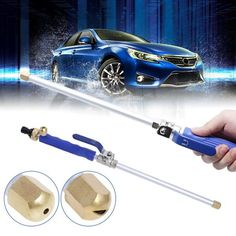 Buy Car High Pressure Washer Water Gun Power Washer Spray Nozzle Water Hose With Long Bent Pole Cleaning Tools Garden Car Washer Gun Car Washer, Pressure Washing, Water Spray, Spray Hose, Sprinkler, Garden Hose, Garden Water, Garden Paving, Jets