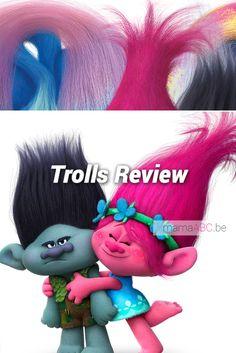 Trolls, de film! Leuk voor het hele gezin.. Animatiefilm van Dreamworks. https://mamaabc.be/trolls-film-leuk-hele-gezin/
