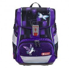 Step by Step 2 in 1 Schulrucksack-Set Pegasus Dream 4 Teilig Pegasus, 2 In, Backpacks, Bags, 3d, Products, Lilac, Side Bags, Suitcases
