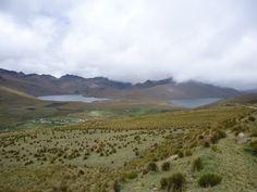 Lagunas de Ozogoche