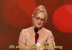 Happy 66th birthday, Queen Meryl Streep!