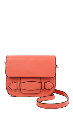 Deb Shops #Crossbody #Bag with Buckle Front $15.00