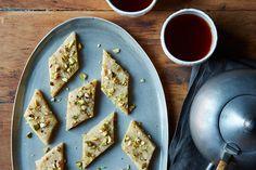 Andrea Nguyen's Cashew and Cardamom Fudge (Kaju Barfi) recipe on Food52